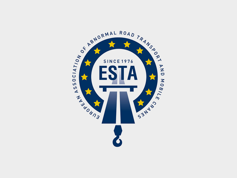 [Translate to deutsch:] European Association of Heavy Haulage Transport and Mobile Cranes (ESTA)